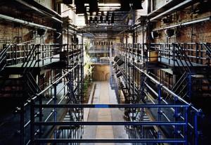 Teatro Oficina, projetado por Lina Bo Bardi em 1991, imagem Nelson Kon